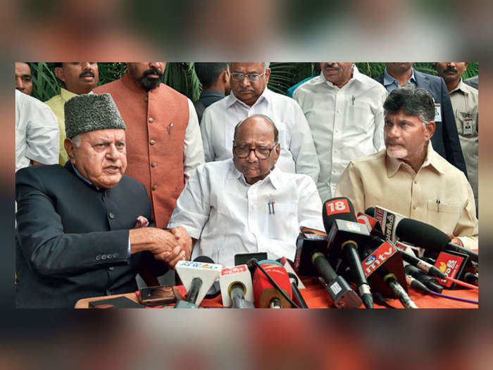 third front against bjp (imaginary pic)