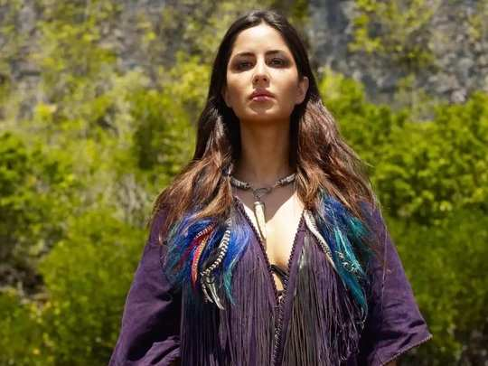 actress katrina kaif in couture gown look designed by jean paul gaultier failed to impress fans in marathi