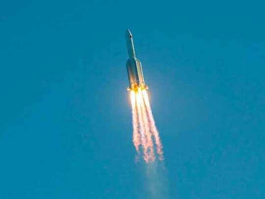 China Huge Rocket Long March 5B From Space Station Launch Uncontrolled  Could Fall Back To Earth: अंतरिक्ष में बेलगाम हुआ चीन का 21 टन वजनी रॉकेट, धरती  पर कहीं भी मचा सकता
