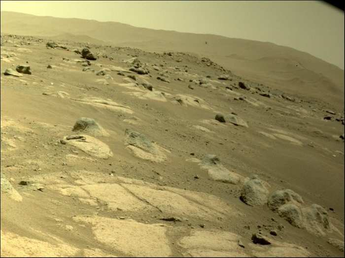 Mars Ice 01