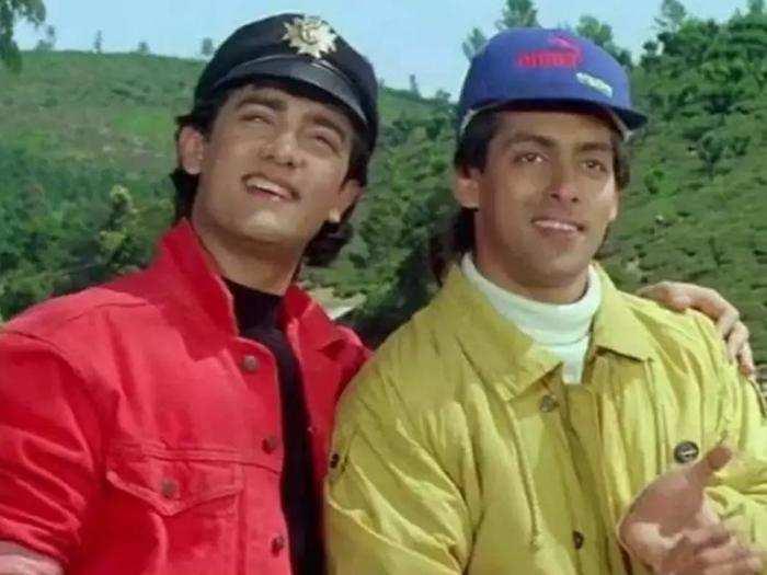 Aamir Khan And Salman Khan