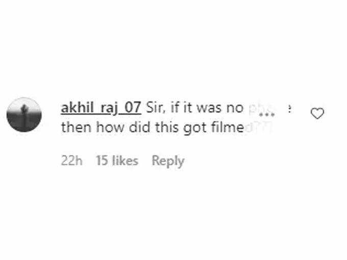 Fans Comment On Milind Soman Video