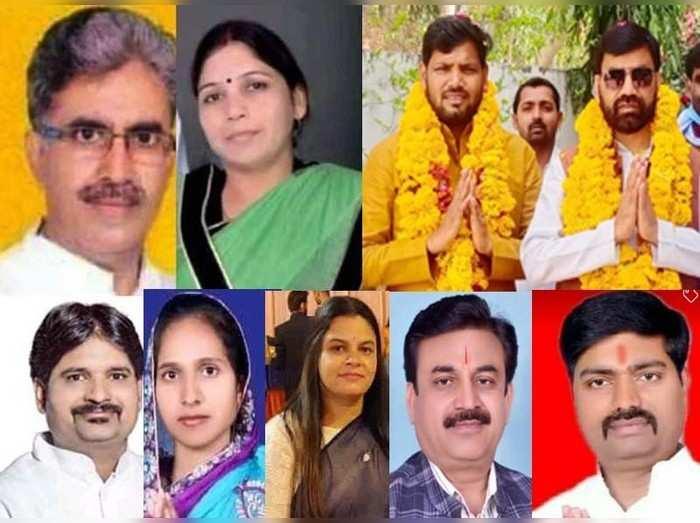 Hamirpur Panchayat Chunav Result 2021: बड़े नेताओं के गढ़ से BJP समर्थित प्रत्याशियों को मिला तगड़ा झटका