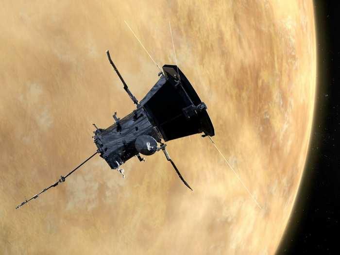 NASA Parker 01