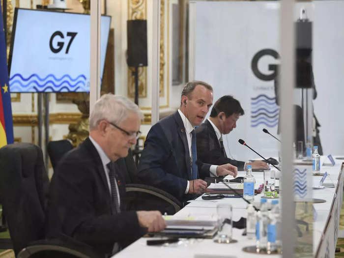 G7-nation-meeting-London