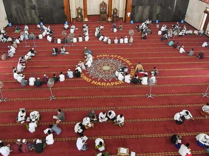 Grand Mosque Reuters