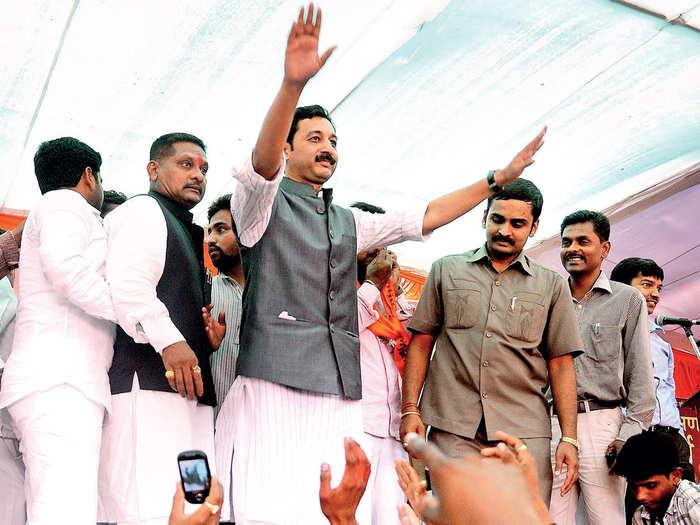 BJP MP Sambhaji Raje