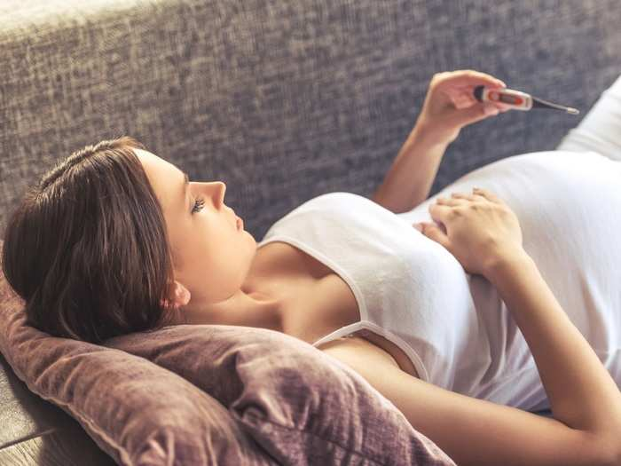 home remedies for fever during pregnancy in hindi