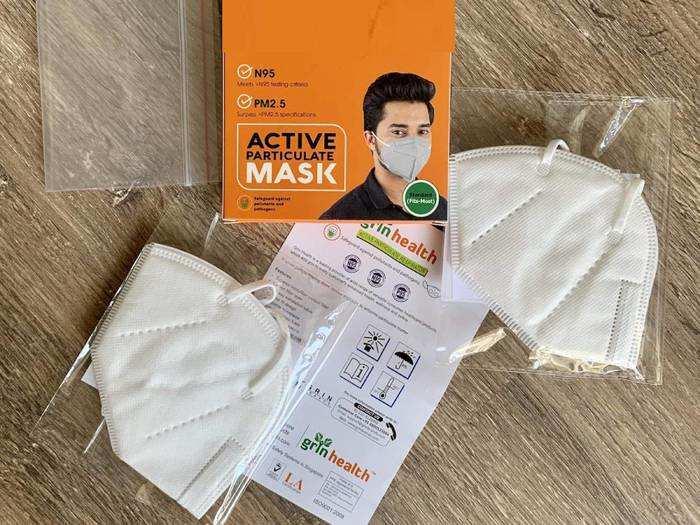 केवल 649 रुपए में Amazon से खरीदें कुल 20 N95 Masks