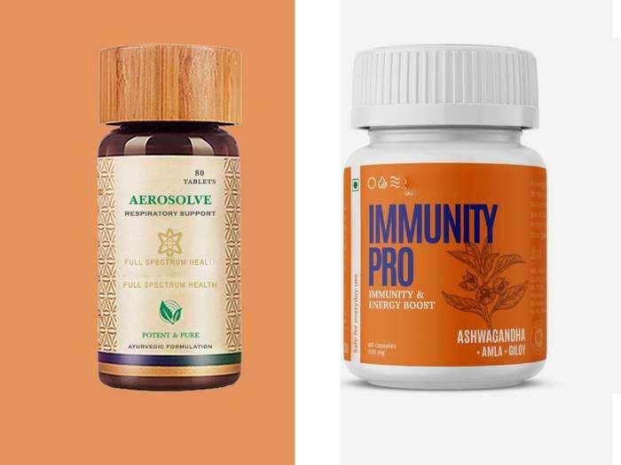 Immunity Booster: बढ़ाएं अपनी इम्युनिटी इन खास Immunity Booster से, मिल रहा है डिस्काउंट