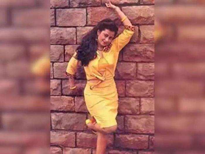 Actress Sripadha