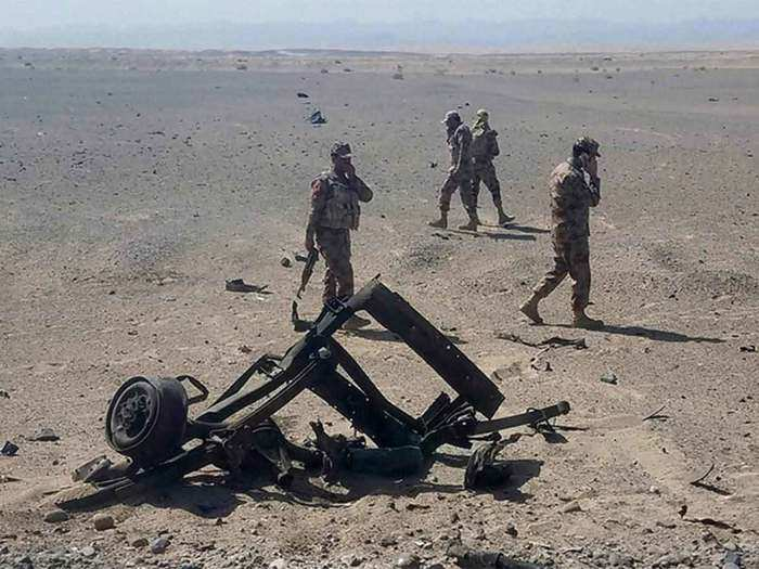 pakistan army attack