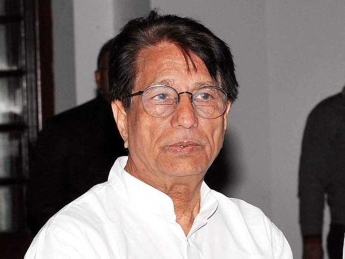 RLD leader Chaudhary Ajit Singh