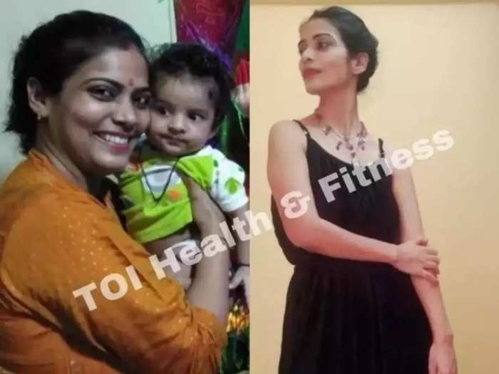 true weight loss story this mother lost 23 kilograms weight in 6 months by eating fenugreek seeds in marathi