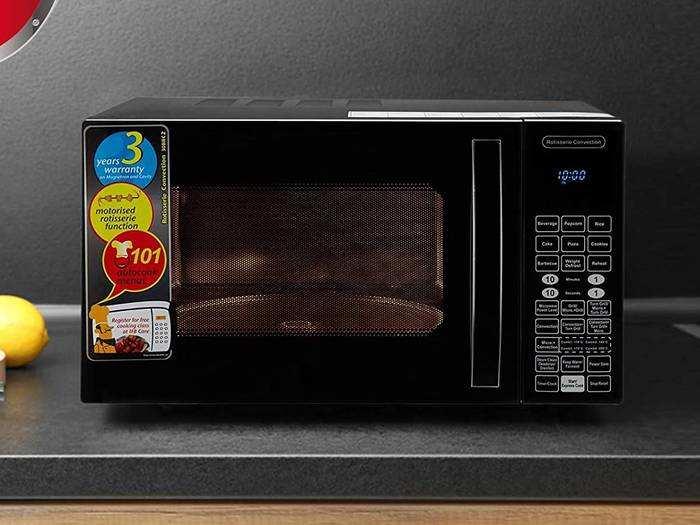 इन Microwave Oven की कीमत भी है शानदार और परफॉर्मेंस भी जानदार, जल्दी करें
