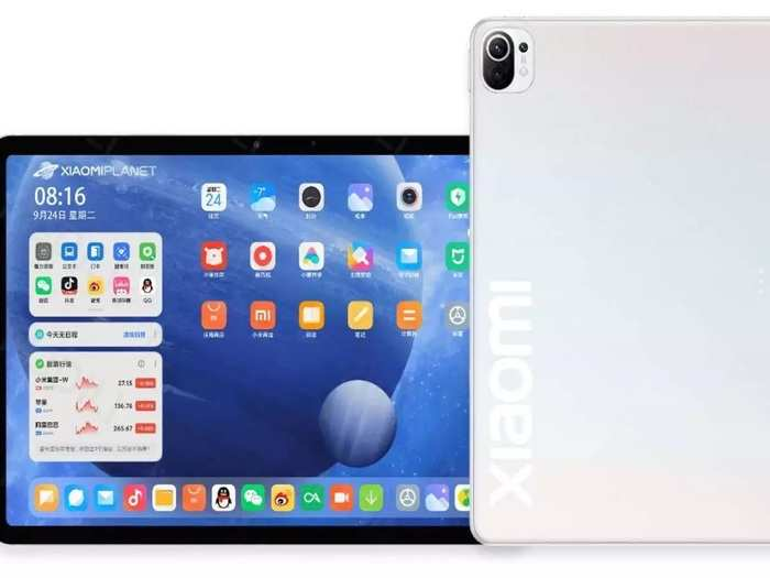 Xiaomi Upcoming Mi Pad 5 series Tablet Launch 2