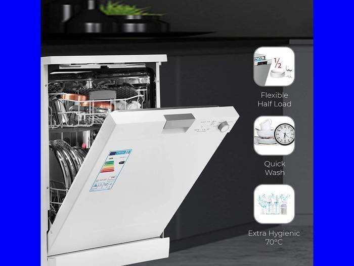ये Dishwashers बर्तन धोने के साथ से करेंगे उनमें मौजूद बैक्टीरिया खात्मा, डिस्काउंट पर करें ऑर्डर