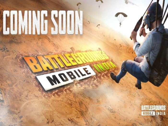 PUBG New Avatar Battlegrounds Mobile India