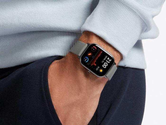 हेल्दी लाइफस्टाइल के लिए पहनें ये Smartwatch, 55% के डिस्काउंट पर खरीदें Amazon से