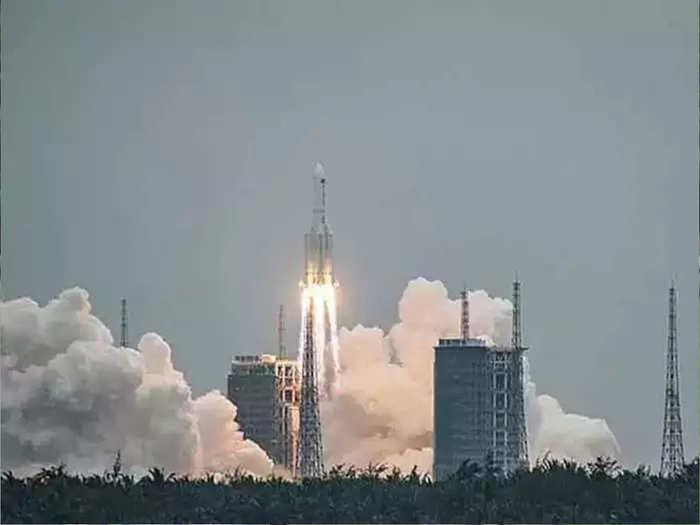 चीन का रॉकेट