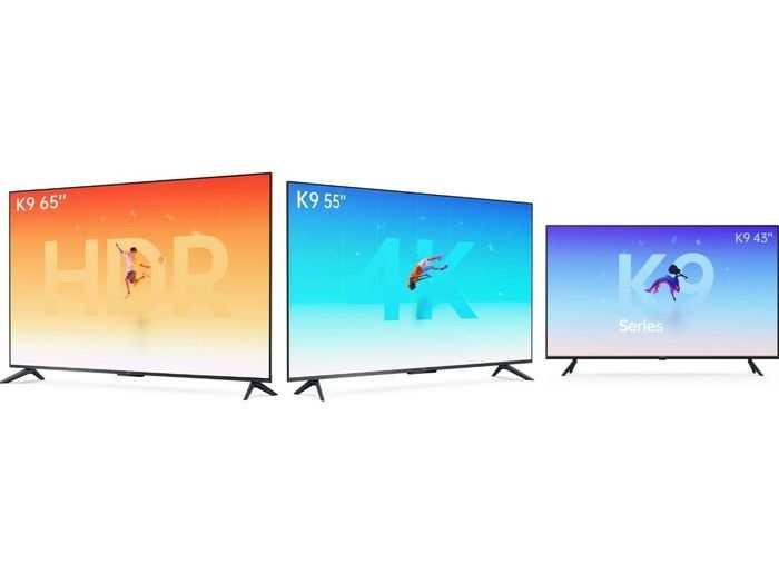 Oppo Tv k9 series