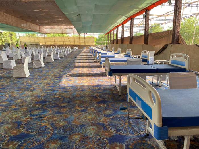 oxygen center in gurgaon
