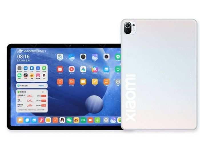xiaomi tablets