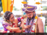 in a revolutionary wedding groom shardul bride tanuja exchanged mangalsutra and internet gone crazy