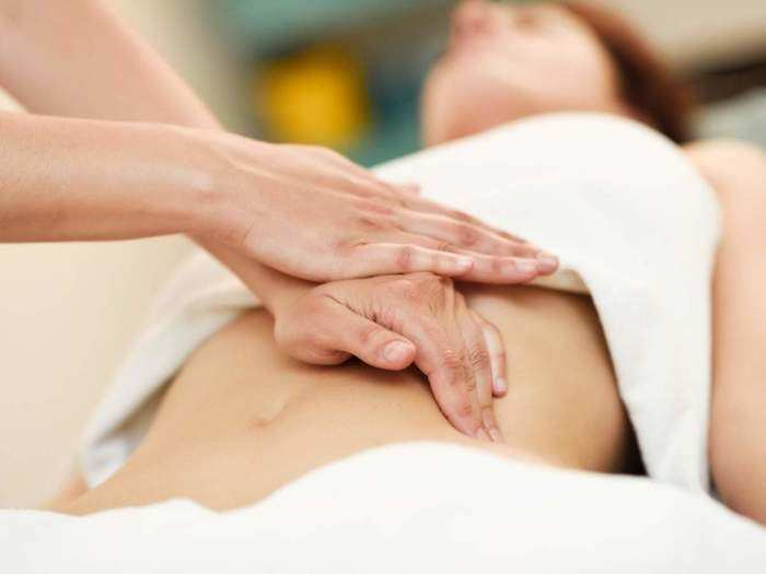 how to conceive early with fertility massage in marathi