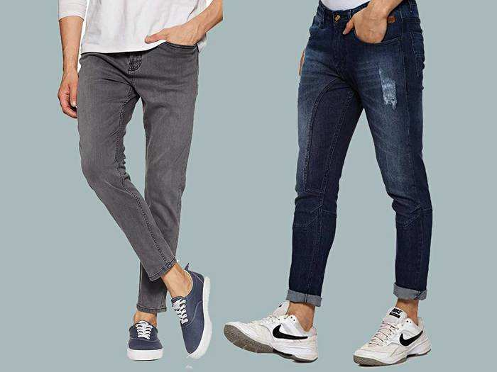 68% के डिस्काउंट पर मिल रहे हैं ये ब्रांडेड Mens Jeans, कम कीमत पर आज ही खरीदें