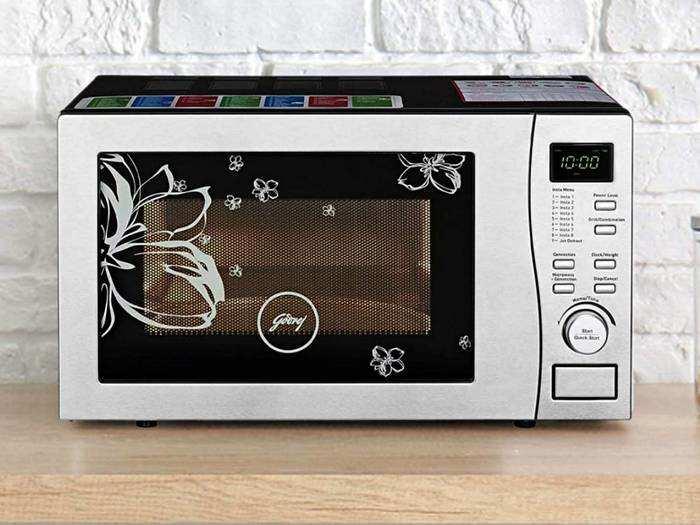 इन Microwave Oven की मदद से टेस्टी फूड का लें मजा, कीमत 7,495 रुपए