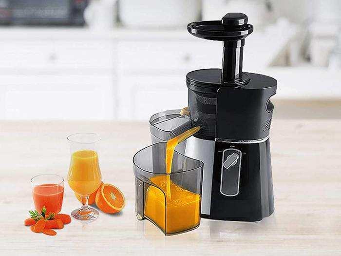 10,000 रुपए से भी कम कीमत में खरीदें ये Juicer और तैयार करें फ्रेश जूस
