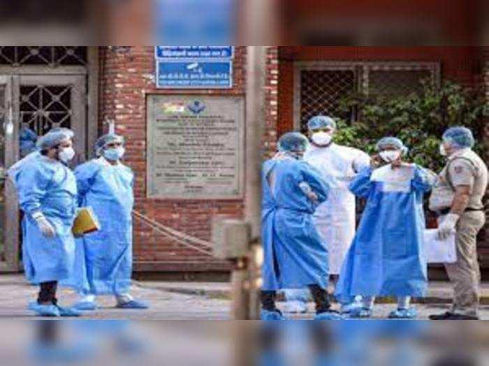 देश के 24 राज्यों में फिलहाल 15 फीसदी से अधिक संक्रमण दर है।