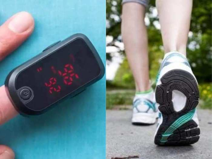 what is the six-minute walk test for covid-19 tips to check your o2 levels