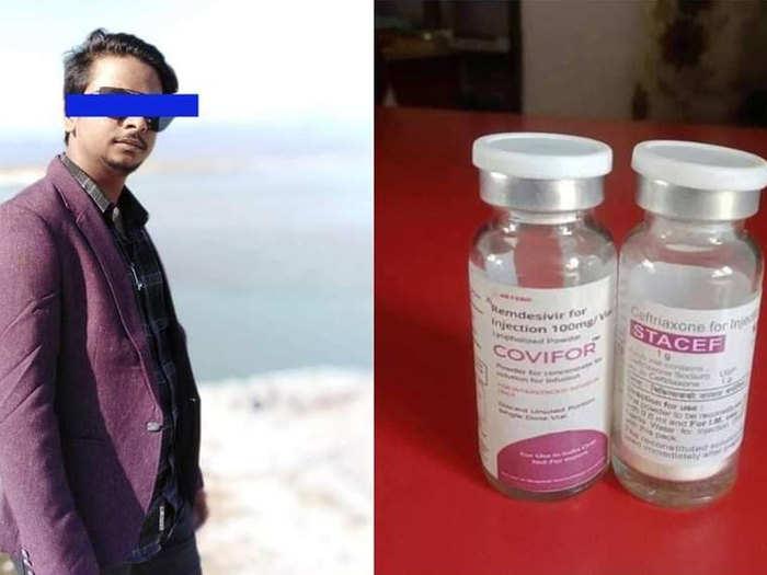 exclusive fake remdesivir injection made from nepal 90 rupees shocking report bihar border coronavirus crisis