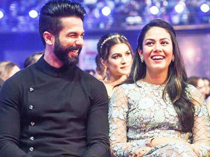 mira rajput does not like which one ex girlfriend of shahid kapoor in kareena kapoor and priyanka chopra in marathi