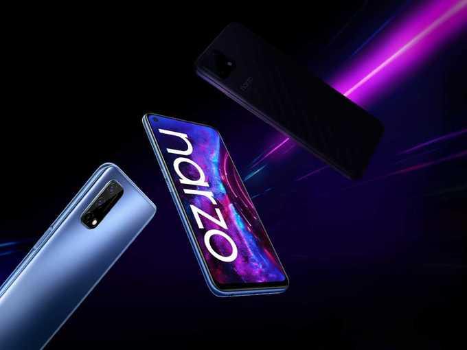 Realme Narzo 30 4G लॉन्च सून 1