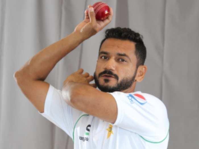 तबिश खान (फोटो-पाकिस्तान क्रिकेट ट्विटर )