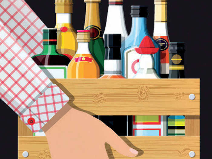 liquor home delivery from may 10: liquor online home delivery : online home  delivery of liquor from may 10 in lockdown, know about extra charge and  timing : 10 मई से शराब