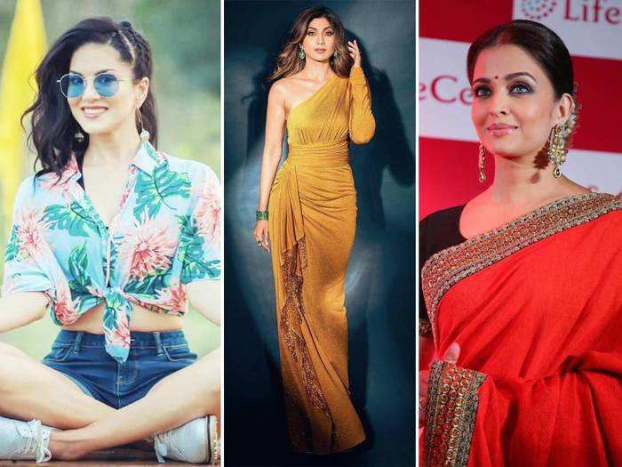 mothers day 2021 from aishwarya rai bachchan to shilpa shetty bollywood stylish moms change her style
