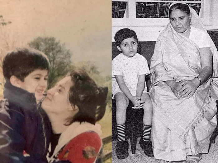 unseen pictures of deol family on mothers day