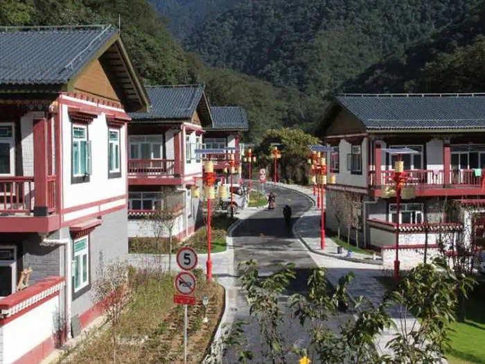 भूटान में गांव बना रहा चीन (फाइल फोटो)