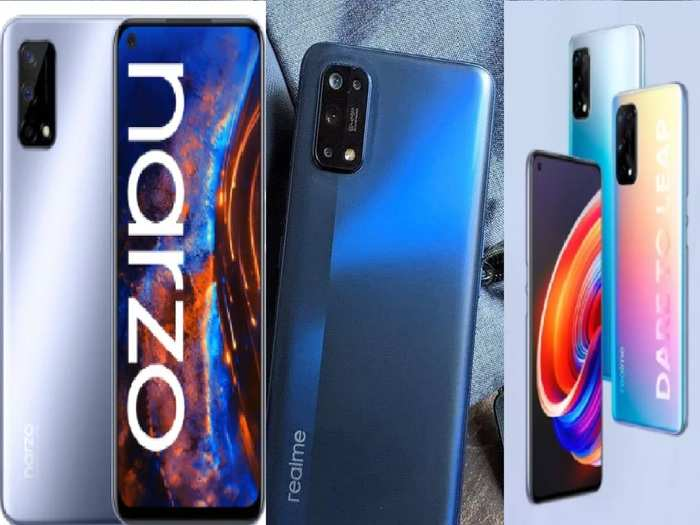 Realme 5G mobiles under 20000 in india