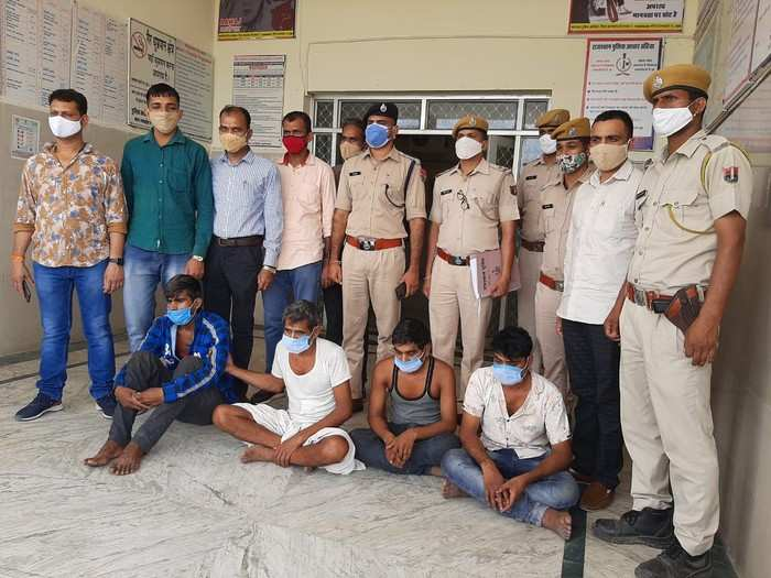 झालावाड़ पुलिस ने कसा अवैध मादक पदार्थ तस्करों पर शिकंजा, ऐसे बड़ी चालाकी से अफीम को बनाते थे स्मैक