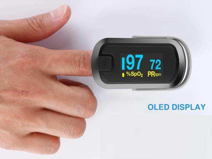 इन Oximeter से मात्र 8 सेकेंड में जाने ब्लड ऑक्सीजन लेवल, कोरोना को दें मात