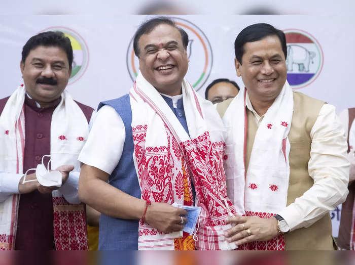 Assam News: सोमवार 12 बजे असम के मुख्यमंत्री पद की शपथ लेंगे हिमंत बिस्व सरमा, राज्यपाल ने दिया न्योता