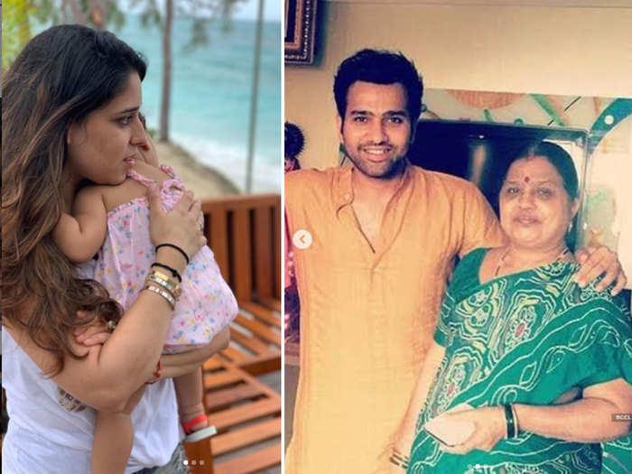 Rohit Sharma Emotional Post On Mothers Day: मदर्स डे पर रोहित शर्मा का ऐसा भावुक पोस्ट, पढ़कर दिल हार जाएंगे आप