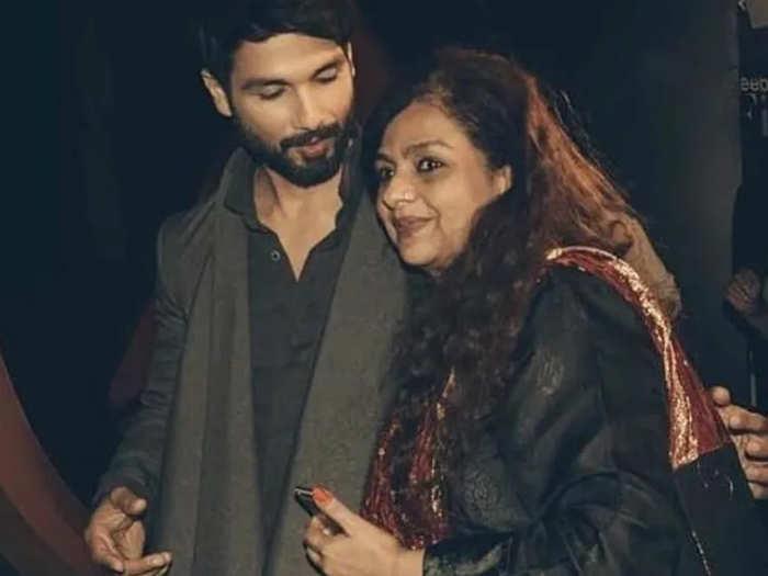 neelima azeem shares how she brought up shahid kapoor spills untold stories of mira rajput ishan khattar