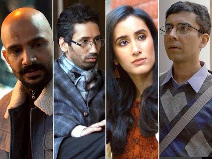 tvf aspirants who is sandeep bhaiya abhilash sharma dhairya sk and guri in real life cast