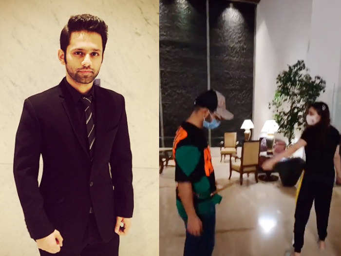 khatron ke khiladi 11 rahul vaidya luxury home in mumbai and swanky car collection watch inside photos videos